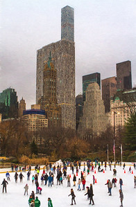 Saturday Skate in Central Park