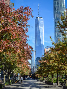 Battery Park City & Freedom Tower