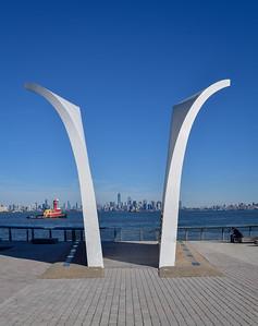 Staten Island 9/11 Memorial (Masayuki Sono, 2004)