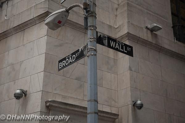 #NewYork#wallstreet