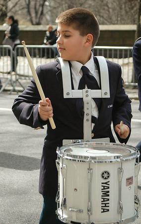 Drummer Boy, Fifth Avenue