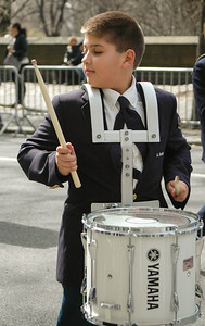 Drummer Boy, Fifth Avenue