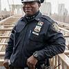 Joseph, Brooklyn Bridge, New York