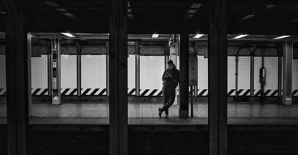 Subway Tableau #5