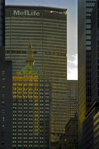 MetLife (formerly the Pan Am) Building