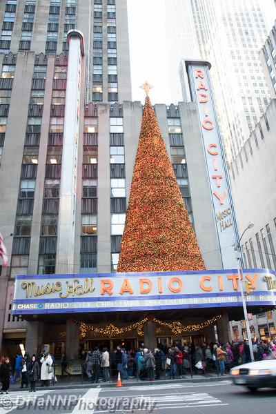#NewYork#radiocity