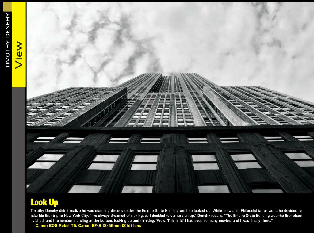 Digital Photo Magazine Featured my Photo, so exciting.