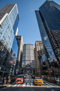 Grand Central Station & MetLife Building