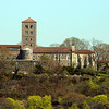 The Cloisters (view from NJ)