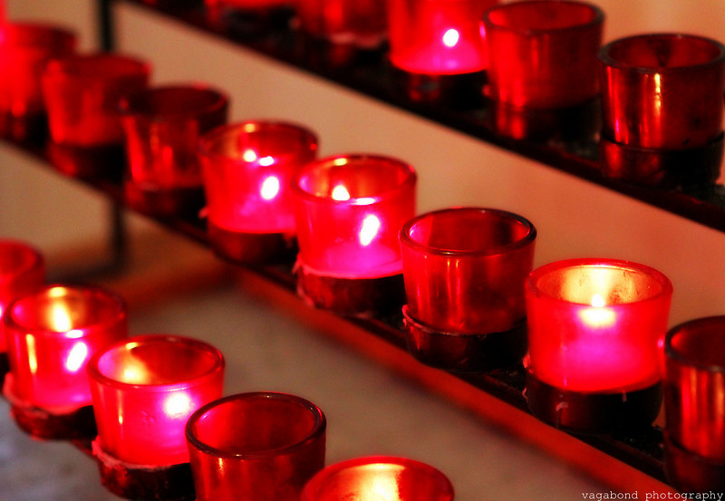 Memorial inside St. Paul's chapel.
