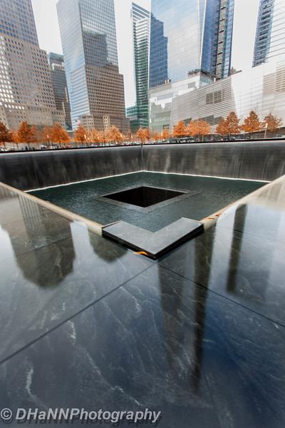 #NewYork#911memorial