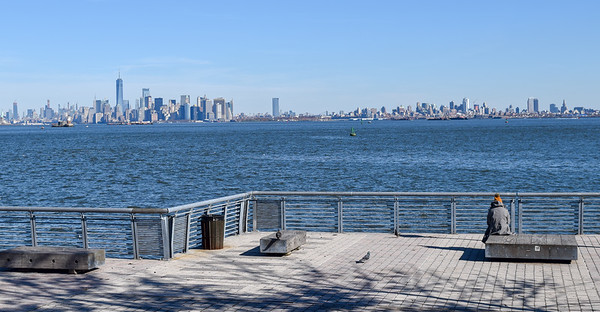 Staten Island, Esplanade