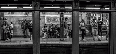 Subway Tableau #3