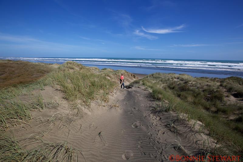 Tasman Sea and Marianne Stephens