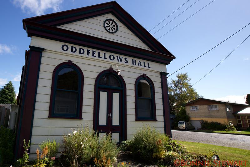 Odd Fellows Hall