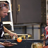 Glass Blower with Son
