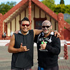 Shaloh and Ra of the Ohinemutu Maori Tribe
