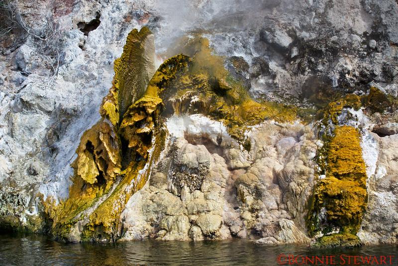Thermal Discharge to Lake Rotomahana