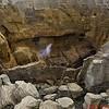 Pancake Rocks Blow Hole