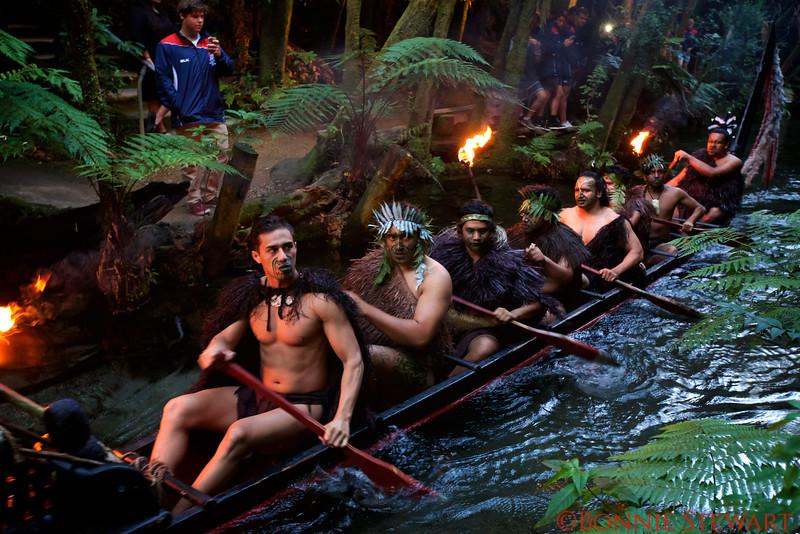 Maori Cultural Presentation