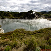 Waimangu Volcanic Valley, Echo Crater