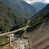 Arthur's Pass viaduct.