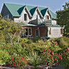 Awatuna Homestead B & B, slightly north of Hokitika, about halfway down west coast of South Island.