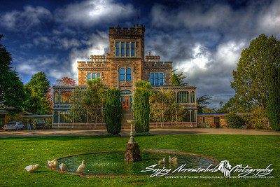 Larnach Castle, Dunedin, New Zealand 2005