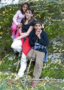Hiking Near Wanaka, New Zealand 2005