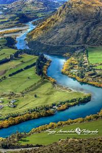 Shotover River, Frankton, New Zealand 2005