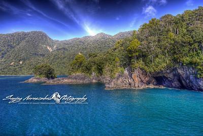 Milford Sound, New Zealand 2005