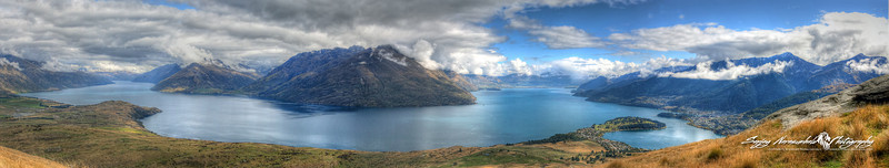 Lake Wakatipu, Queenstown, New Zealand 2005