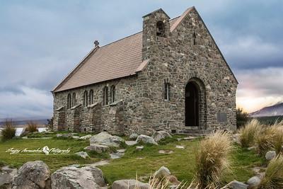 Church of the Good Shepard, Lake Tekapo, New Zealand 2005