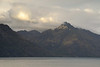 Lake Wakatipu at dawn.