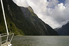 Aboard the Milford Mariner, Milford Sound.