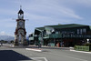 Hokitika, West Coast and its jade factory.
