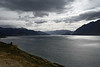 lake Hawea, north of Wanaka.