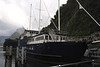 Milford Sound, the Milford Mariner.