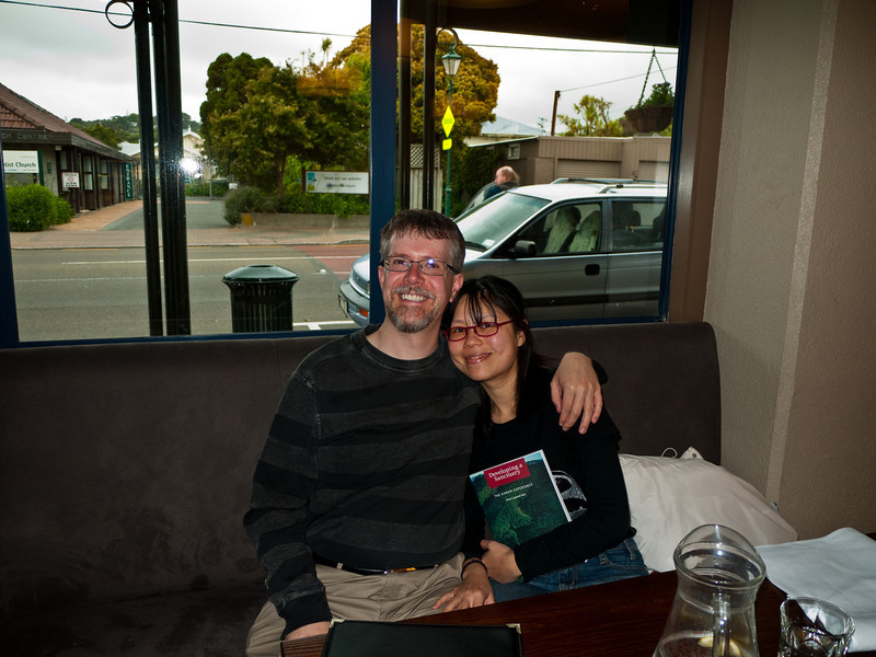 At Bar 190 in Wellington