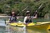 Kayaking in an Abel Tasman Lagoon