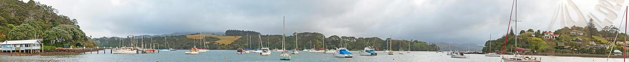 Mangonui Harbor