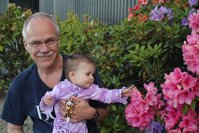 Grandpa Sheldon & Malia