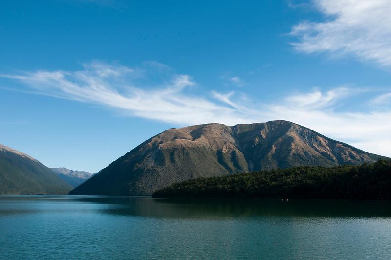 LAKE ROTOITI,NZ