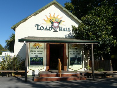 TOAD Hall, Motueka