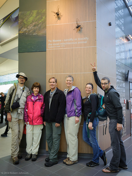 Milford Sound Visitor Terminal