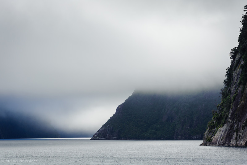 Milford Sound (it's not really a sound, but rather a fiord or fjord)