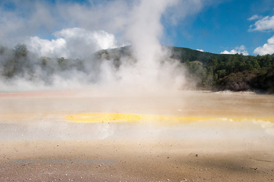 Wai-O-Tapu Thermal Wonderland