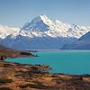 Mount Cook and Lake Pukaki