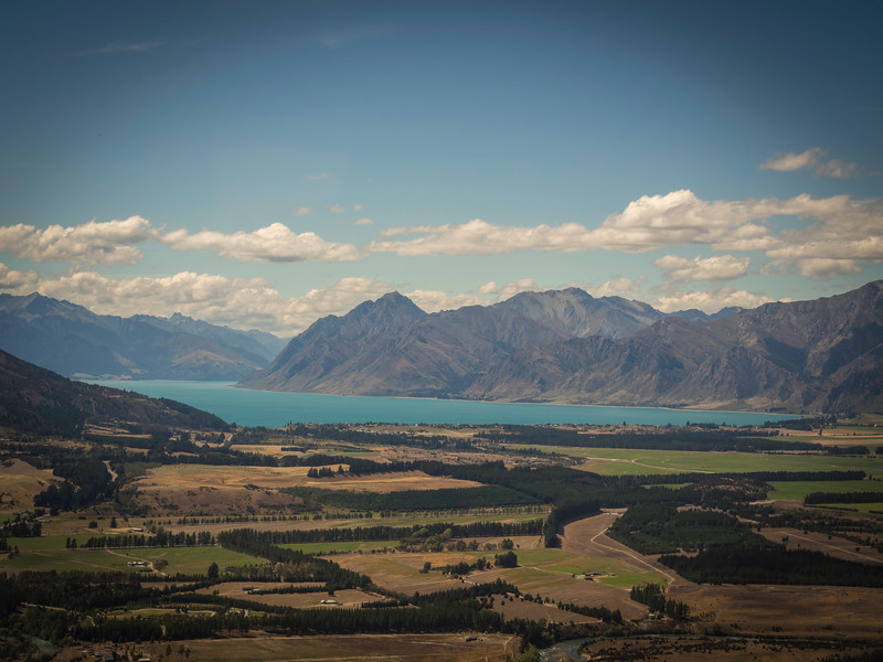 Lake Wanaka via Helicopter