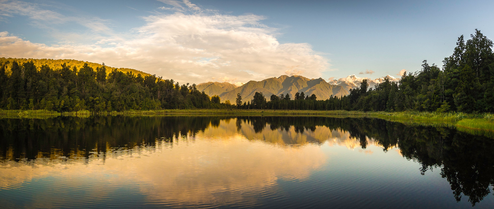Reflections on the Lake